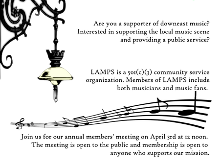 LAMPS Annual Members' Meeting