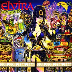 Elvira and the Party Monsters