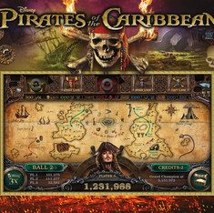 Pirates of the Caribbean Limited Edition