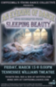 CoffeeMill poster Sleeping Beauty final