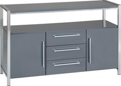 Charisma Grey Sideboard
