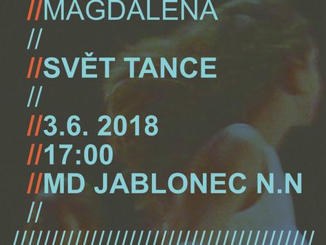 Svět tance 2018