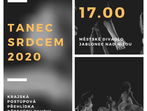Pozvánka na Tanec Srdcem 2020
