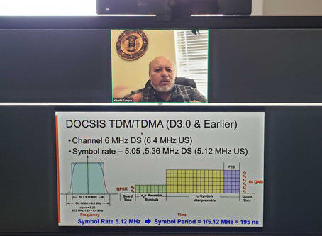 """""""DOCSIS OFDM Deep Dive"""""""