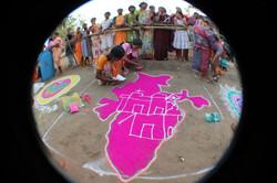 Baste_India rangoli