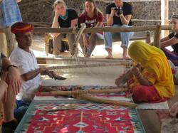 Bishnoi weavers
