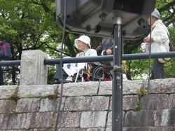 Hiroshima survivor