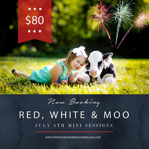RED , WHITE & MOO 6/27 MORNING