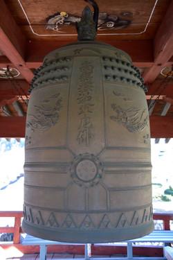 長念寺の鐘