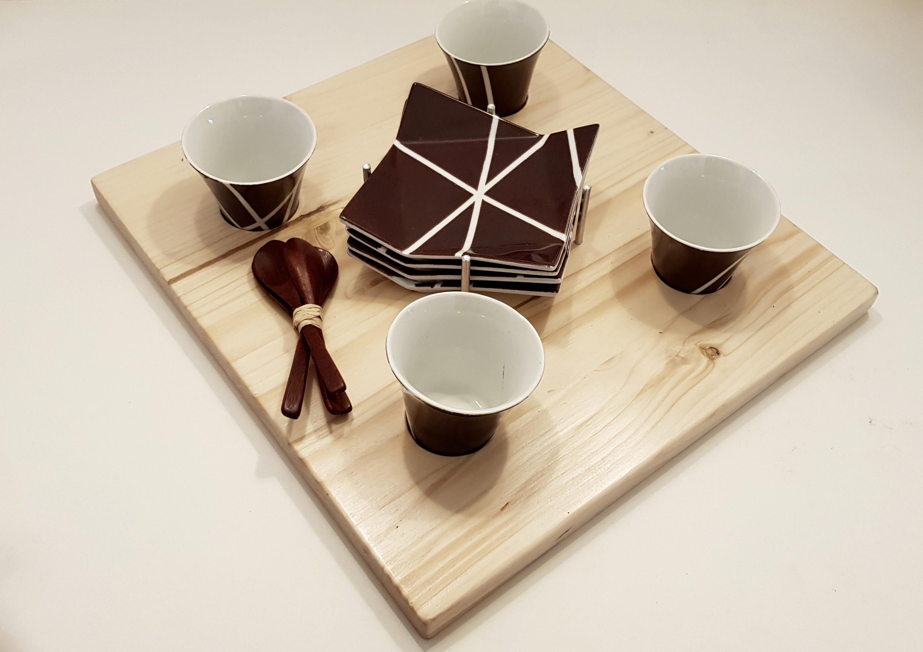 Prêt-à-servir Quatro CaféChoco