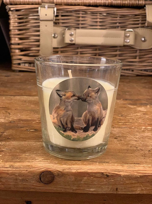 Sibling Love Small Vanilla Candle