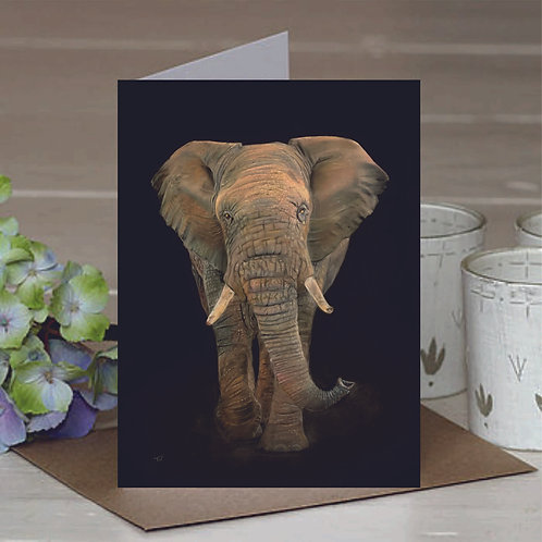 'Jomos Epic Journey' A6 Greetings Card