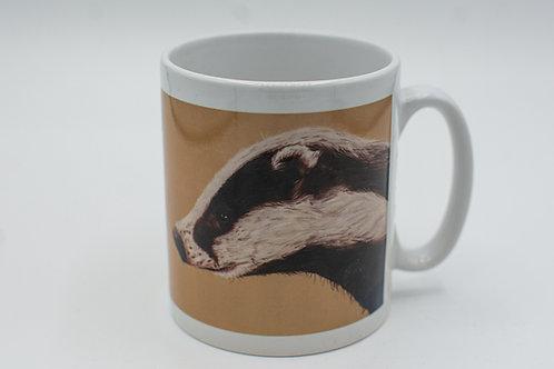 'Badger' Mug