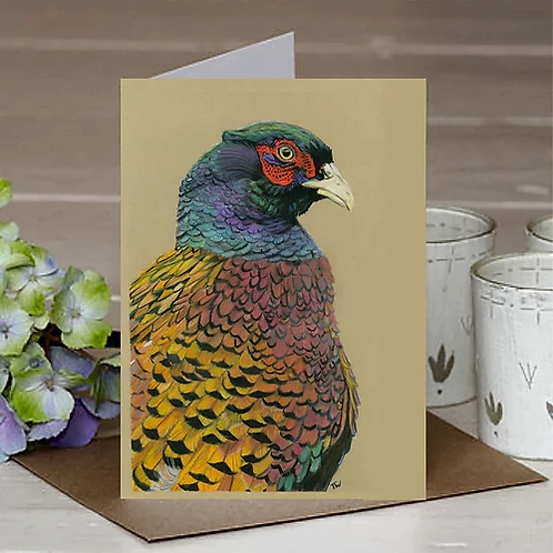 'Stand out from the crowd' A6 Greetings Card