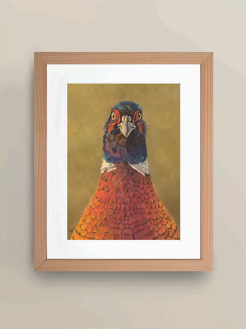 A4 'Stop and Stare' Limited Edition Giclée Print
