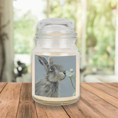 Ooops a Daisy - Large Country Vanilla Candle