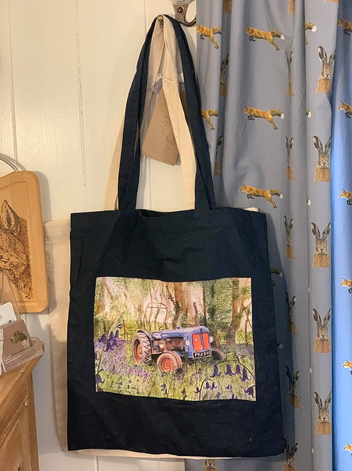 Fordson Tractor Shopping Bag