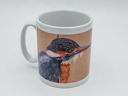 'Kingfisher' Mug
