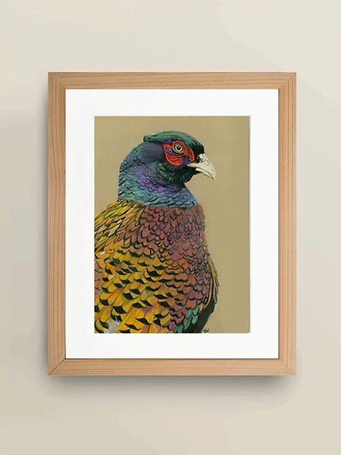 A4 'Stand out from the crowd' Giclée Print