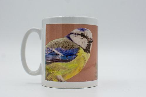 'Blue Tit' Mug