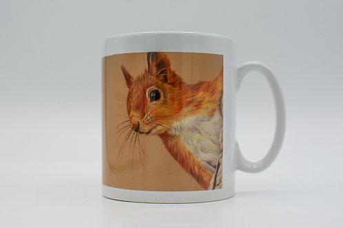 'Squirrel' Mug