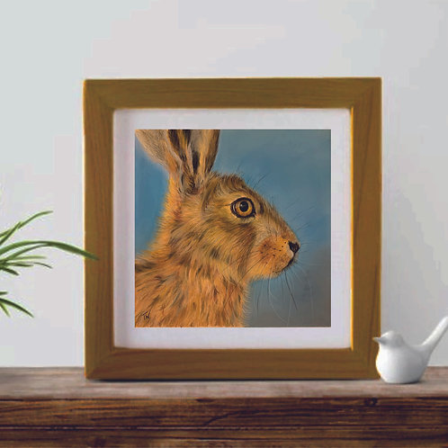 'Herbert Hare' Limited Edition Giclée Print