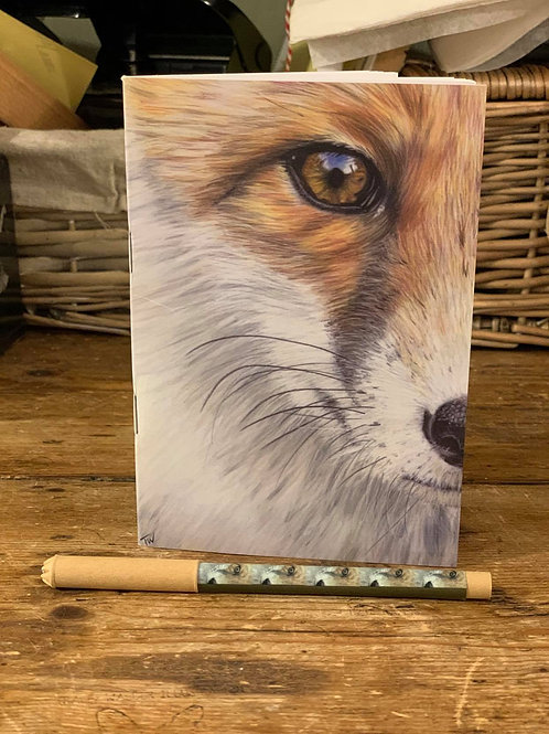 'The Watchful Eye' Notebook and Pen Set