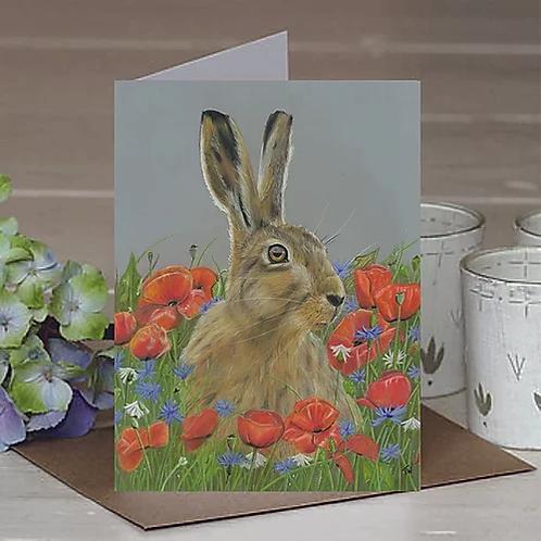 'Rememberance' A6 Greetings Card