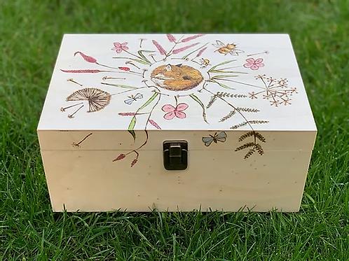 Fox Memory Box