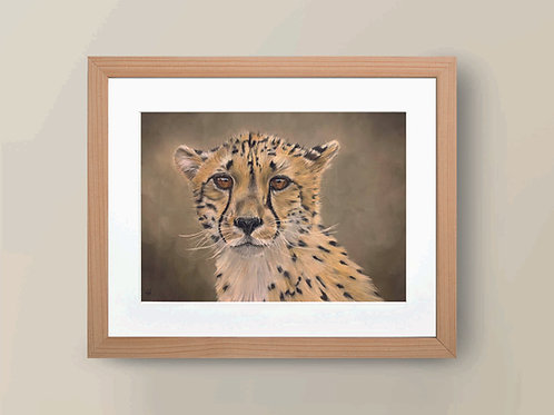 A4 'Racing to Extinction' Limited Edition Giclee Print