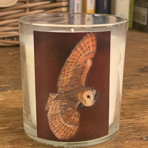 Beauty in Flight Small Country Vanilla Candle