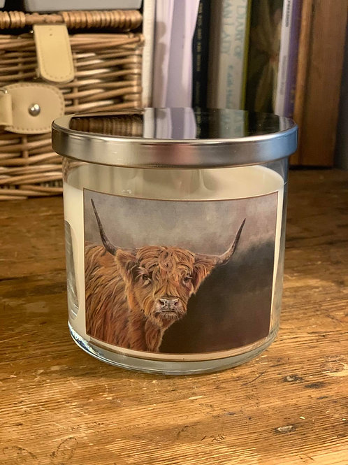 Celtic Lad - Luxury Pomegranate Candle
