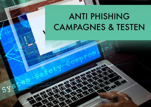 Anti Phishing Testen