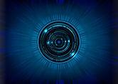 blue-eye-cyber-circuit-future-technology