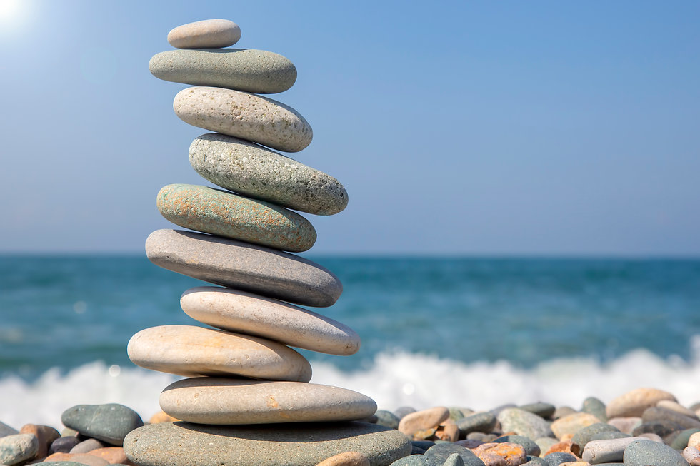 balance-pyramid-smooth-stones-background