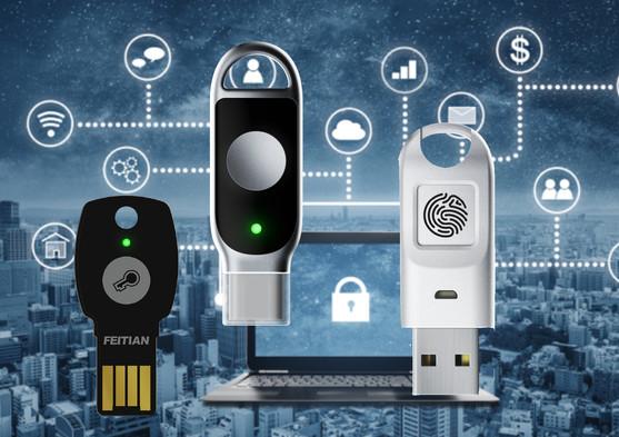 Cyber keys