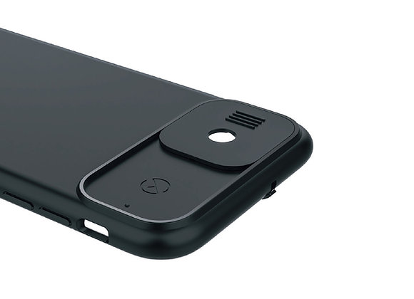 Privacy Phone Cover Black
