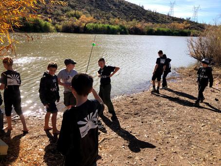 Troop 531 Fishing Fun
