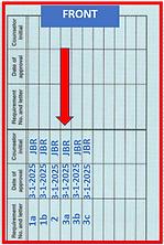 AZ Troop 531 MB Partial Progress Record