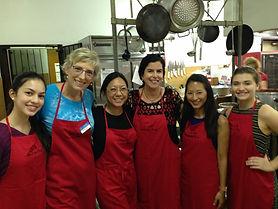 Spaghetti Dinner - Volunteer group (1024