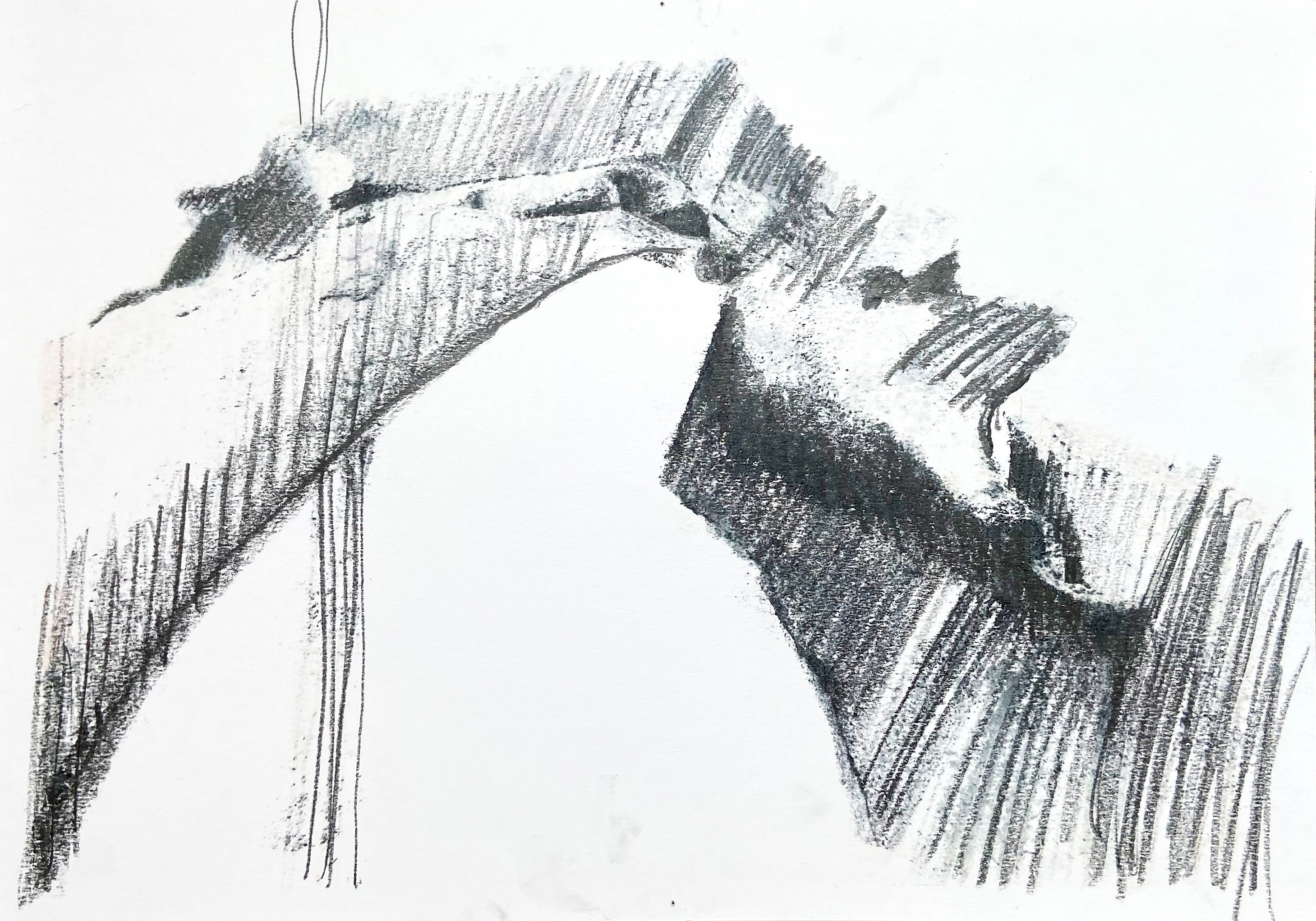 Sem título (série Filitosa), 2015-2020