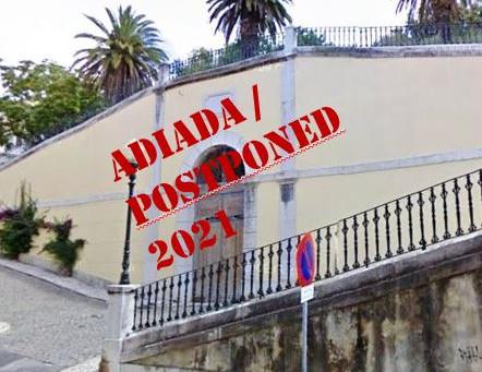 04.2020 - Espaço Cultural das Mercês,  Lisboa