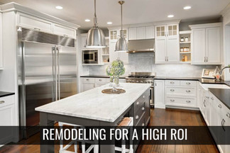 Home Improvements with High ROI