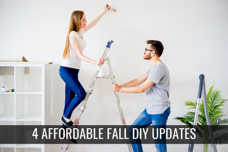 4 Affordable Fall DIY Updates You Can Try This Weekend