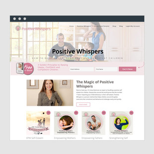 Positive Whispers
