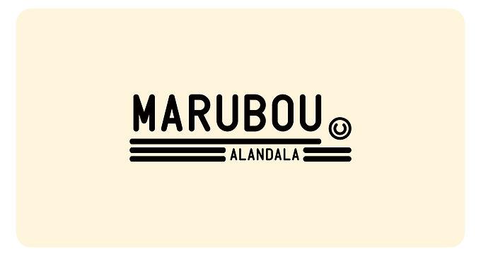 「MARUBOU」発売日のお知らせ