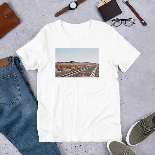 Tracks Short-Sleeve Unisex T-Shirt