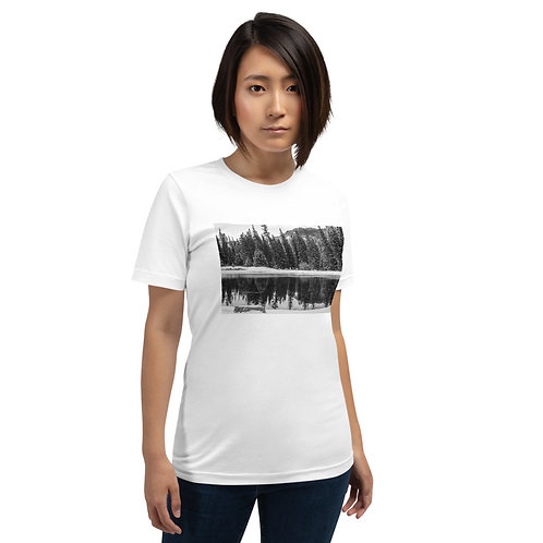 Reflection Short-Sleeve Unisex T-Shirt