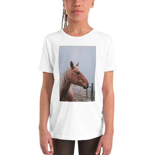 Horse Youth Short Sleeve T-Shirt