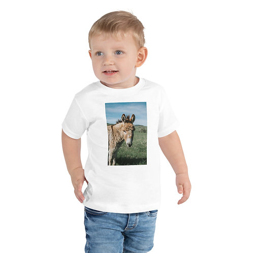Donkey Toddler Short Sleeve Tee